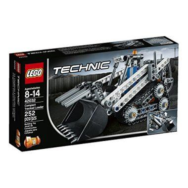 LEGO Technic 42032 Compact Tracked Loader
