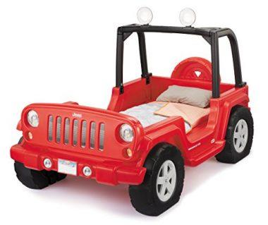 Jeep Wrangler Toddler Twin Bed
