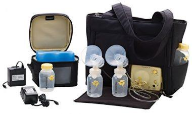 Medela Pump Advanced Breast Pump with On the Go Tote