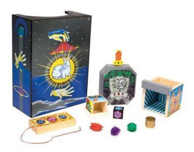 Melissa & Doug Discovery Magic Set With 4 Classic Tricks