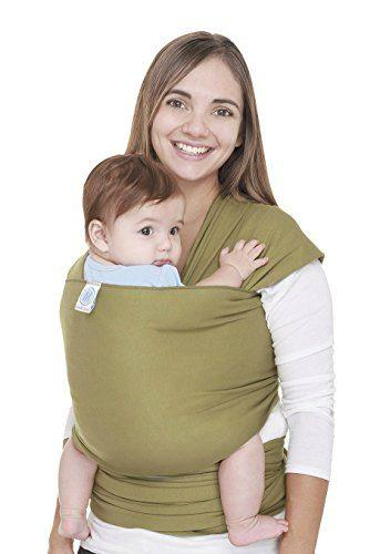 Moby Wrap Original 100% Cotton Baby Carrier
