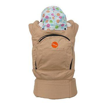 Mothers on the Move Ergonomic Baby Sling Carrier