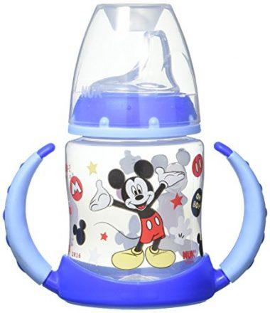 NUK Disney Learner Cup with Silicone Spout