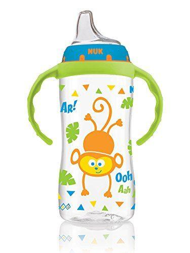 NUK Jungle Designs Large Learner Cup in Patterns