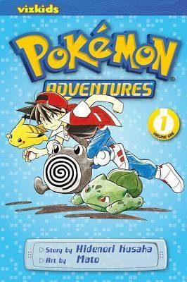 Pokemon Adventures Vol. 1