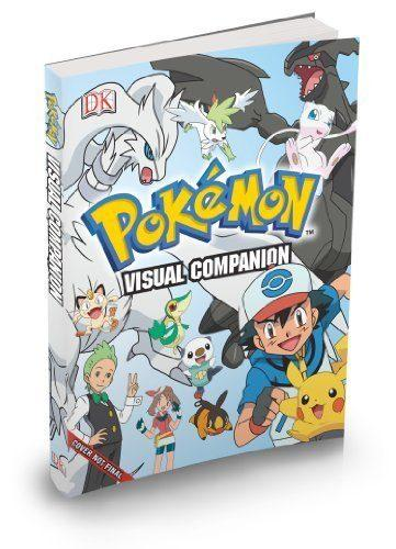 Pokemon Visual Companion by Whitehill, Simcha