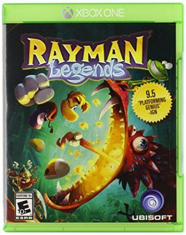 Rayman Legends Xbox One Standard Edition