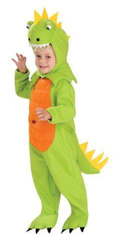 Rubies Talking Plush Dinosaur Child Costume