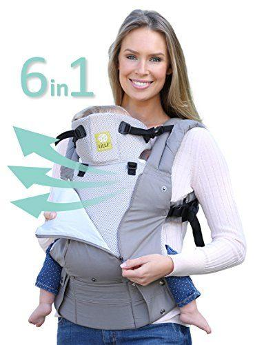 LILLEbaby SIX-Position 360° Ergonomic Baby & Child Carrier
