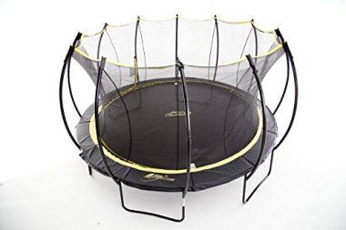 Stratos Trampoline with Full Enclosure Net System