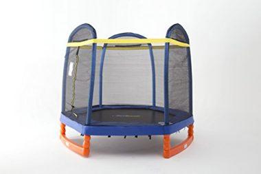 SkyBound Super 7 The Perfect Kid's Trampoline
