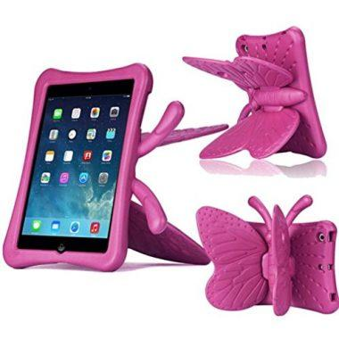 Goodtrade8  Smart Stand Butterfly Design Shock Proof EVA Foam Series Case