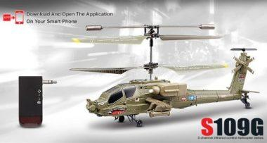 Syma Channel RC Helicopter with Gyro