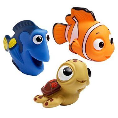 Finding Nemo Baby Bath Squirt Toys
