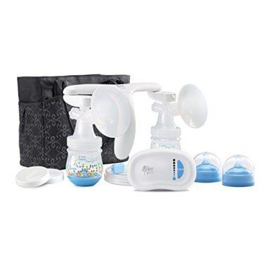 Quiet Expressions The First Years Double Breast Pump