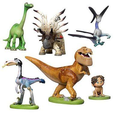 The Good Dinosaur 6 Figure Play Set