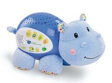 Lil' Critters Soothing Starlight Hippo
