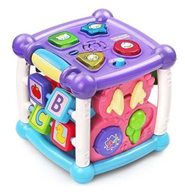 VTech Early Education Toy Busy Learners Activity Cube