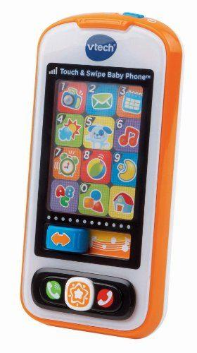 Touch and Swipe Baby Phone