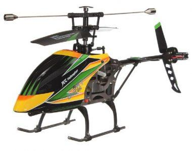 Single Blade RC Helicopter With Gyro RTF