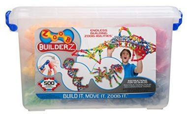ZOOB BuilderZ 500 Piece Kit