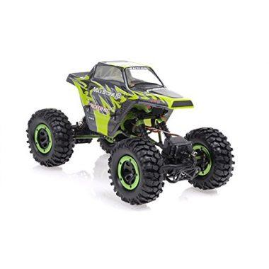 MaxStone 4WD Powerful Electric Remote Control Rock Crawler by Exceed RC
