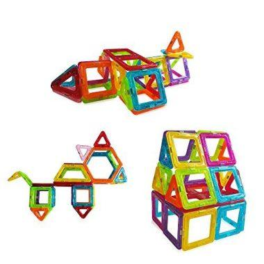Magnetic Building Blocks by Newisland