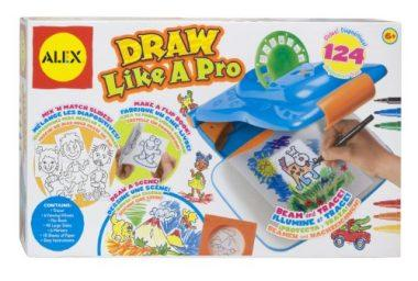 ALEX Toys Draw Like A Pro Artist Studio