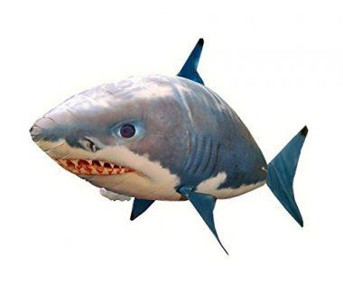 Remote Control Flying Shark by Air Swimmer