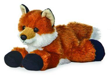 Foxie Fox Mini Flopsie