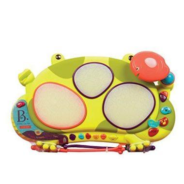 Ribbit-Tat-Tat Musical Drum