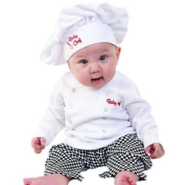 Baby Chef 3-Piece Layette by Baby Aspen