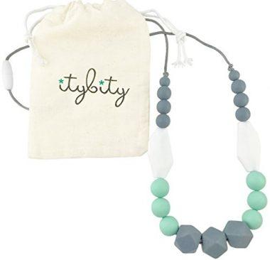 Baby Teething Necklace for Mom by Itybity