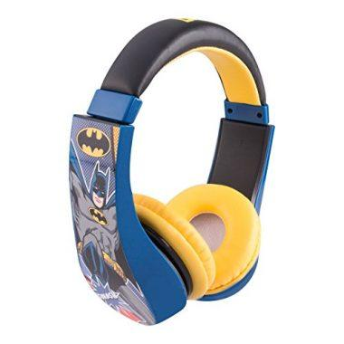 Batman Kid-Safe Over-the-Ear Headphone by Warner Bros.