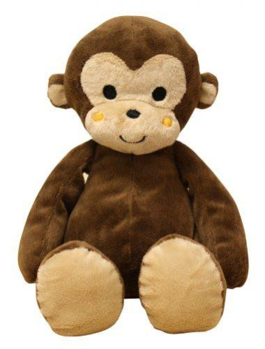 Plush Monkey Ollie
