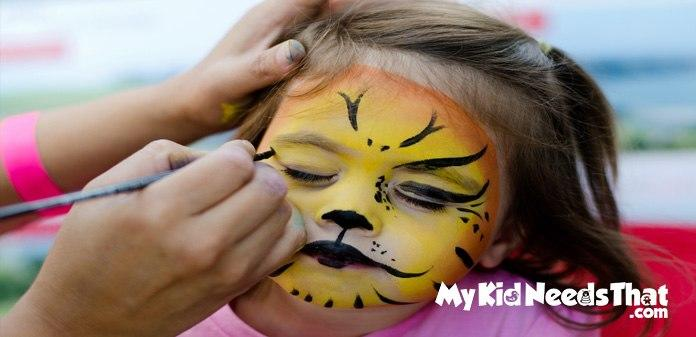 Best Face Paints For Kids