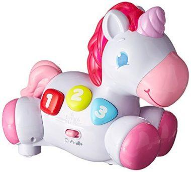 Glow Unicorn Baby Toy by Bright Starts
