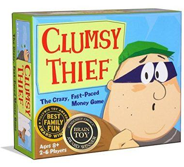 CLUMSY THIEF – Adding to 100 Game by Melon Rind