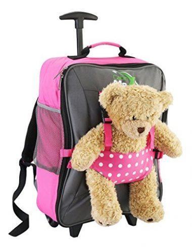 Bear Children's Luggage Carry On Trolley Suitcase by Cabin Max