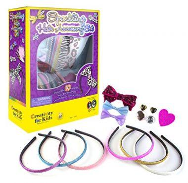 Kids Sparkling Hair Accessory Set