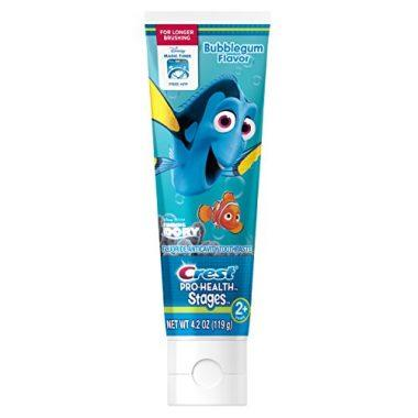 Crest Pro-Health Stages Finding Dory Toothpaste for Kids