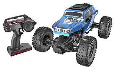Trail Hunter Remote Control Rock Crawler Off Road Truck by Danchee