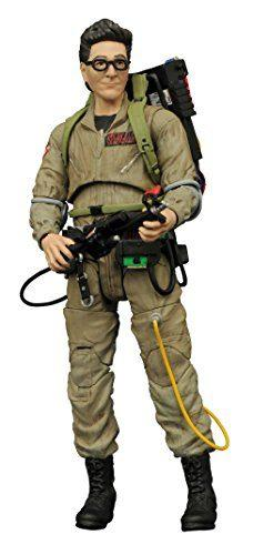 Egon Spengler Select Action Figure by Diamond Select