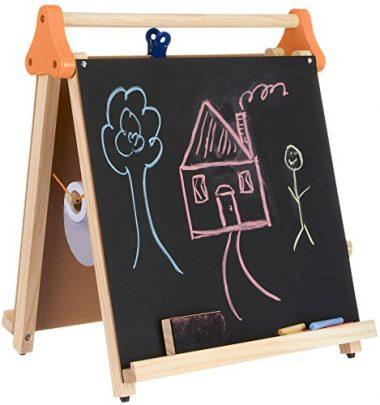 Discovery Kids Artist Tabletop Multi Easel