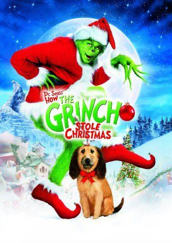 How The Grinch Stole Christmas by Dr. Seuss