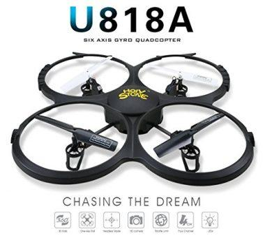 U818A RC Drone Quadcopter by Holy Stone