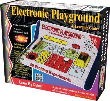 Electronic Playground 50-in-One by Elenco