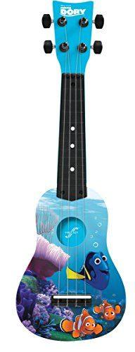 DY285 Disney Dory Mini Guitar Ukulele by First Act