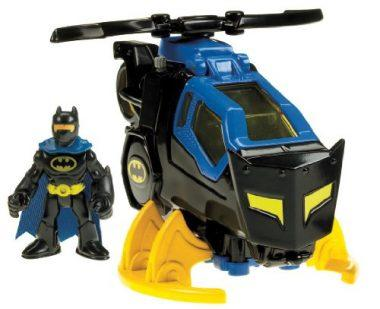 Imaginext DC Super Friends Batcopter by Fisher-Price