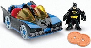 Imaginext DC Super Friends Batmobile with Lights by Fisher-Price